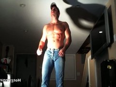 3D cumshot with alpha dominant stud!