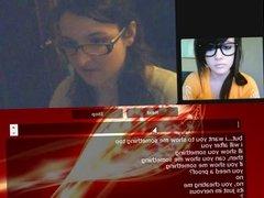 Webcam whore #2
