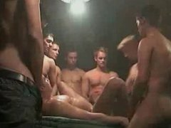 gangbang the guy