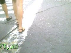 ASS WIFE WALK STREET