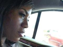 Sydnee - Interracial Audition
