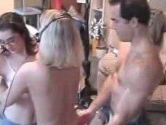 Show webcam group sex