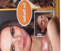 Natalie Portman Cum Tribute Bukkake No. 6