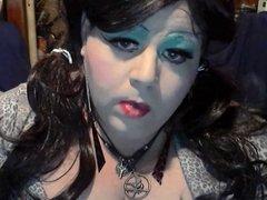 BBW Sissy Diane - Doing what I do