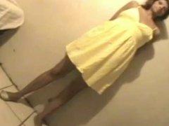 Sandra Long Leg Tease #1