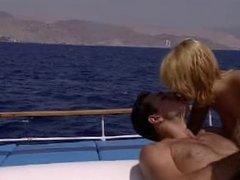 Dora Venter DP Boat Orgy