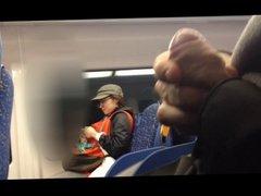 Train flash - Suplise