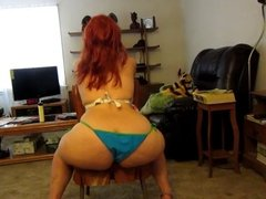 PAWG on a Chair