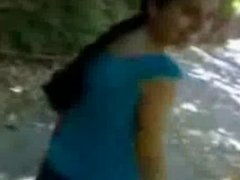 Lovely Looking Desi Girl Fucked by Her Lover