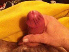masturbating my penis