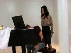 Milf, Piano Student