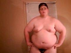 Fat Guy Sexy dancing