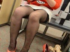 Shoe Aisle Fun