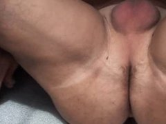 Me Jerking Off with Nice Cumshot on my stomach