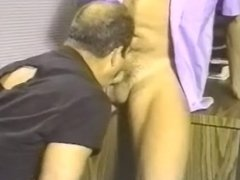 Hairy Daddy Marco loves sucking