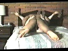 Cheating slut taking thick bbc