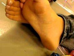 Candid Feet Soles Solas Pezinhos - Nathane's feet 03