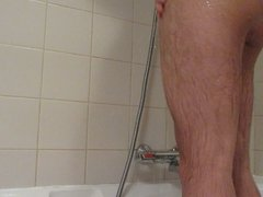 my first video: me in the shower