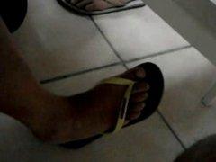 Candid Feet Soles Solas Pezinhos - Jess's feet 01