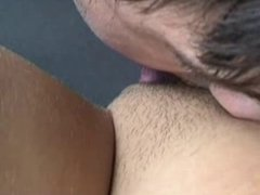 amateur couple have fuck in the car