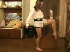 Superb amateur ballbusting