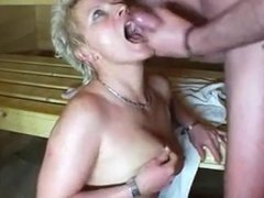 Mature woman and young man - 14