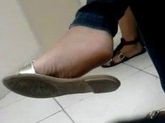 Candid Feet Soles Solas Pezinhos - Jess's feet 03