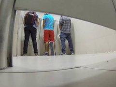 boys caught having sex in a public toilet