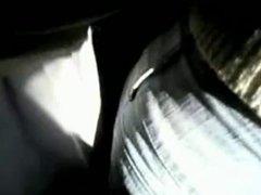 groping ass bus