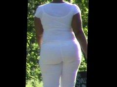 Mature Ebony Ass