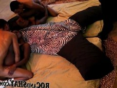 AFRICAN COUPLE SEX !!