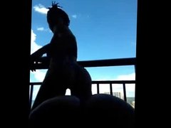 Twerking THOTS on Vacay (NonNude)