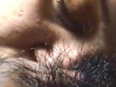 Hairy pussy amateur Indian girl