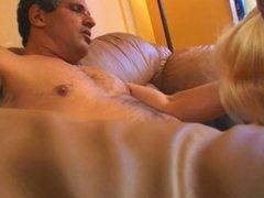 Herschel Savage Gets A Big Cock In Her Pink Cunt