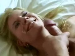facial lying on the bed clip