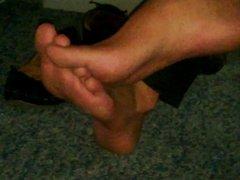Candid Feet Soles Solas Pezinhos - Natania's feet 02