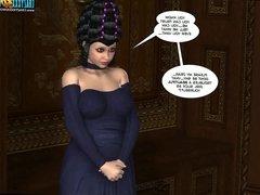 3D Comic: Aveline. Episode 1