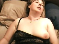 Amateur BBW Mature With Bush