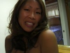 Asian Mature Suzy Spreads Tight Wet Beaver For Dick Nasty
