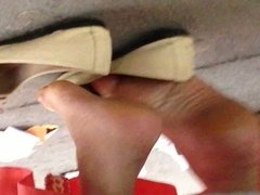 Arabic soles hijab feet