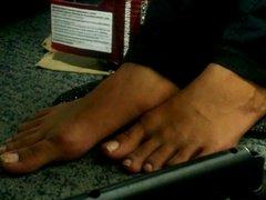 Candid Feet Soles Solas Pezinhos - Nat's feet 04