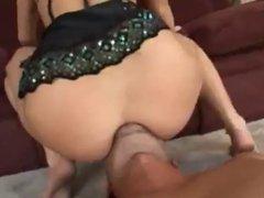 Tiffany Rayne anal fuck & swallow cum