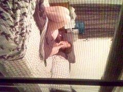 U peeping at me????