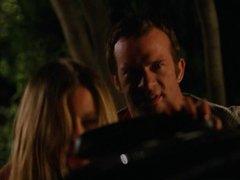 Kaitlin Doubleday sex scenes in Hung