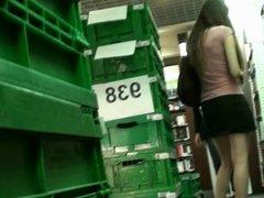 Teen Panties In Book Store