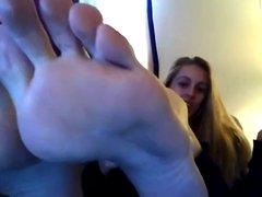 Goddess Melissa feet