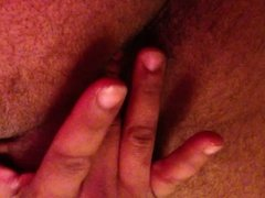 fingering my ass pussy