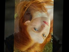 Beautiful Ginger Girls (slideshow) Non Nude.