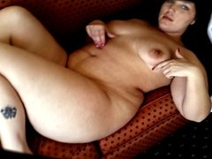 Big Butt BBW Babe - Shower & Tease - 63