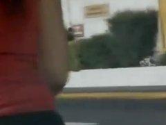 Ricos culos en la estacion de servicio argentina